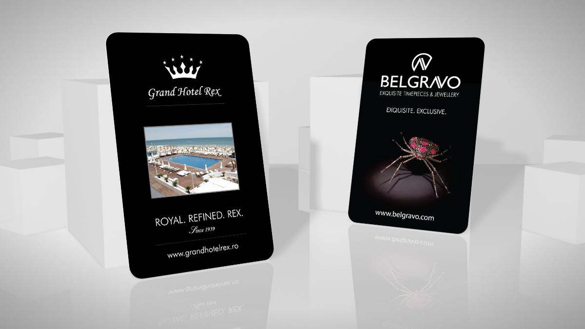 card acces hotel RFID NXP 1k