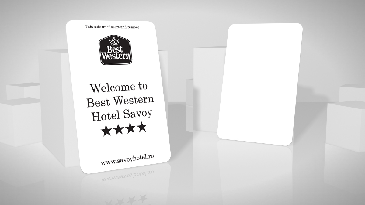 card acces hotel RFID, Vingcard